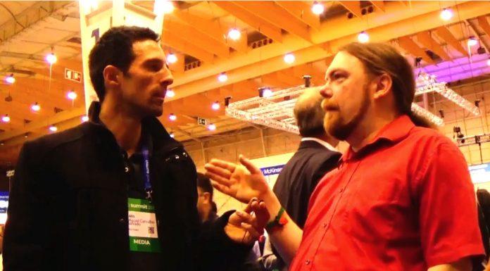 Storyteller, Ewan Spence interview. Photo by: ViaNews.