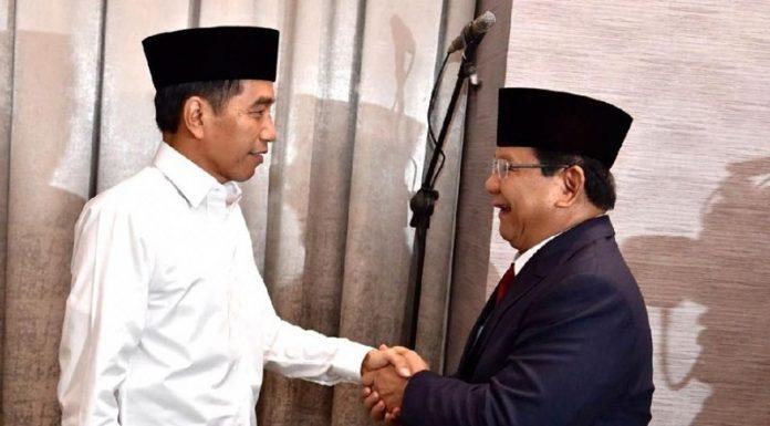 indonesia first presidential debate: Jokowi vs Prabowo. Photo by: Agus Suparto/Setpres