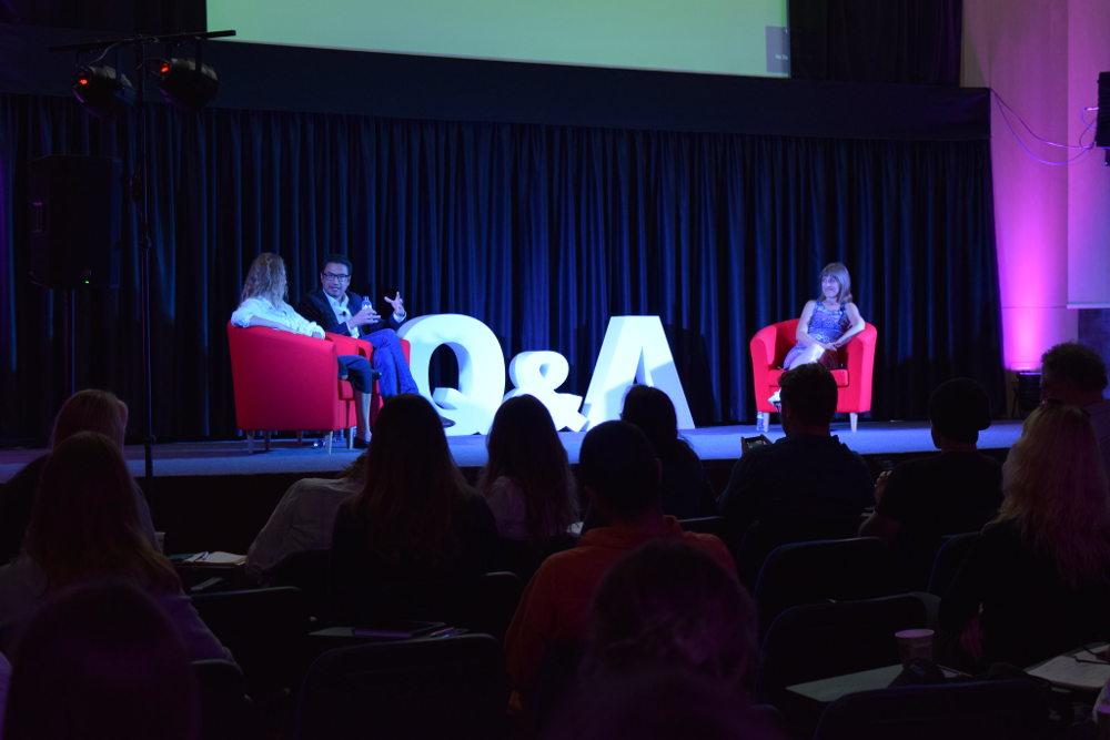 QnA Summit panel discussion