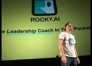 Harry Novic, CEO & Co-Founder at Rocky.AI. Photo courtesy: ytimg.com