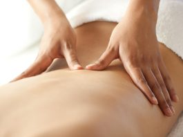 Massages at Sweet Brook Massage Spa. Photo credit: Sweet Brook Massages.