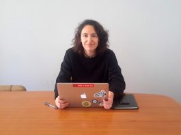 Filipa Manita, co-founder at Teamy and Women in Hospitality and Travel-Tech (WHTT) (Photo by Via News)