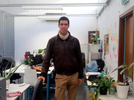 Mário Mouraz, founder and CEO of Climber RMS (Photo by Via News)