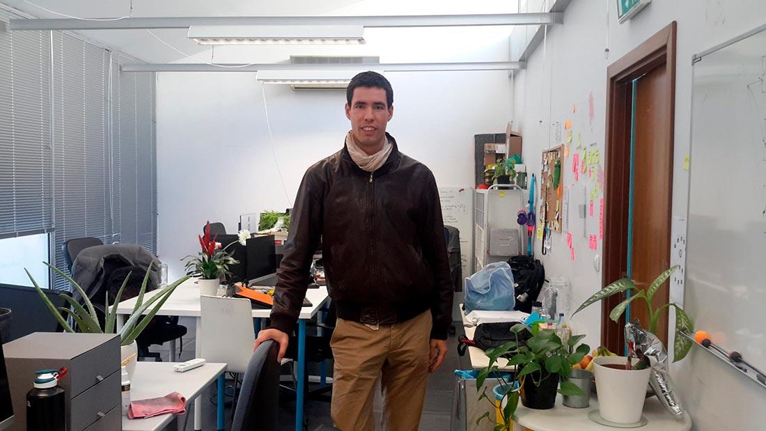 Mário Mouraz, founder and CEO of Climber RMS