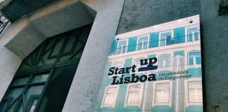 One of Startup Lisboa's buildings in Lisbon's historic downtown. (Photo credit: Startup Lisboa)