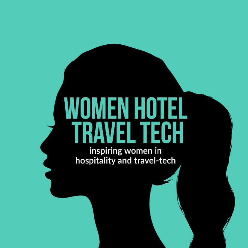 Women in Hospitality and Travel-Tech (WHTT) is a non-profit project that advocates for a more diverse culture in travel tech and hospitality organizations. (Photo credit WHTTTwitter account)