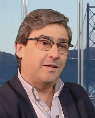 Miguel Fontes, CEO of Startup Lisboa (Photo by Via News)