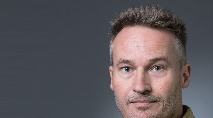 Jesper Tække, an associate professor (Ph.D.) at Aarhus University, Denmark (Photo credit: Aarhus University)