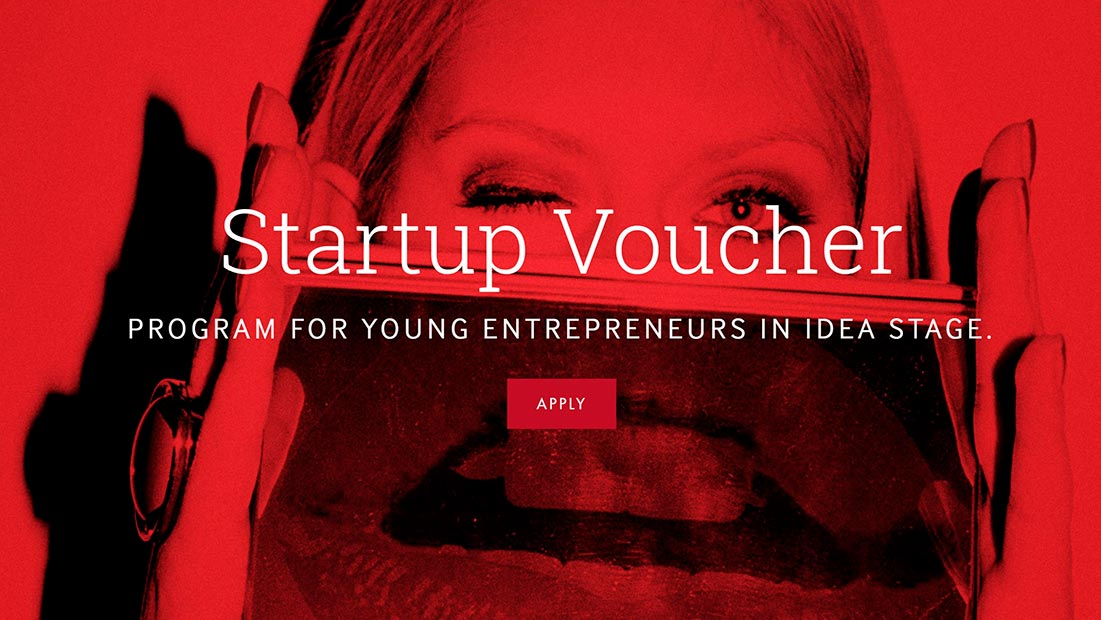 Startup Voucher is a program for young entrepreneurs in the idea stage. (Photo credit: Startup Portugal)