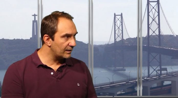 Ricardo Marvão, co-founder and board member of Beta-I (Photo by Via News)