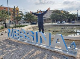 Messina Mayor Cateno De Luca (Photo credit: Cateno De Luca/Twitter)