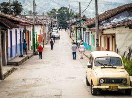 Salento, Colombia (Photo by Delaney Turner on Unsplash)