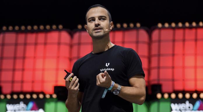 Amir Bozorgzadeh, Virtuleap's co-founder and CEO (Photo source: Amir Bozorgzadeh's LinkedIn page)