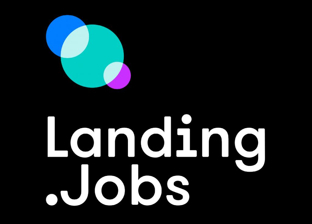 Landing.Jobs is a candidate-driven tech talent marketplace. (Photo credit: Landing.Jobs)