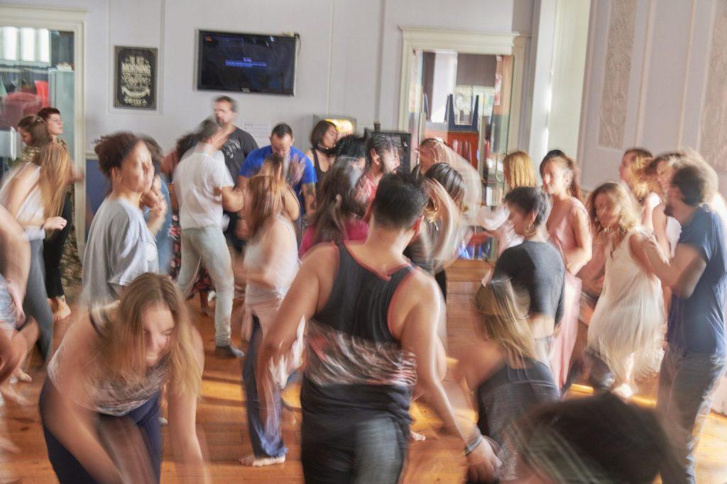 NomadX eXstatic dance party (Photo credit: NomadX)
