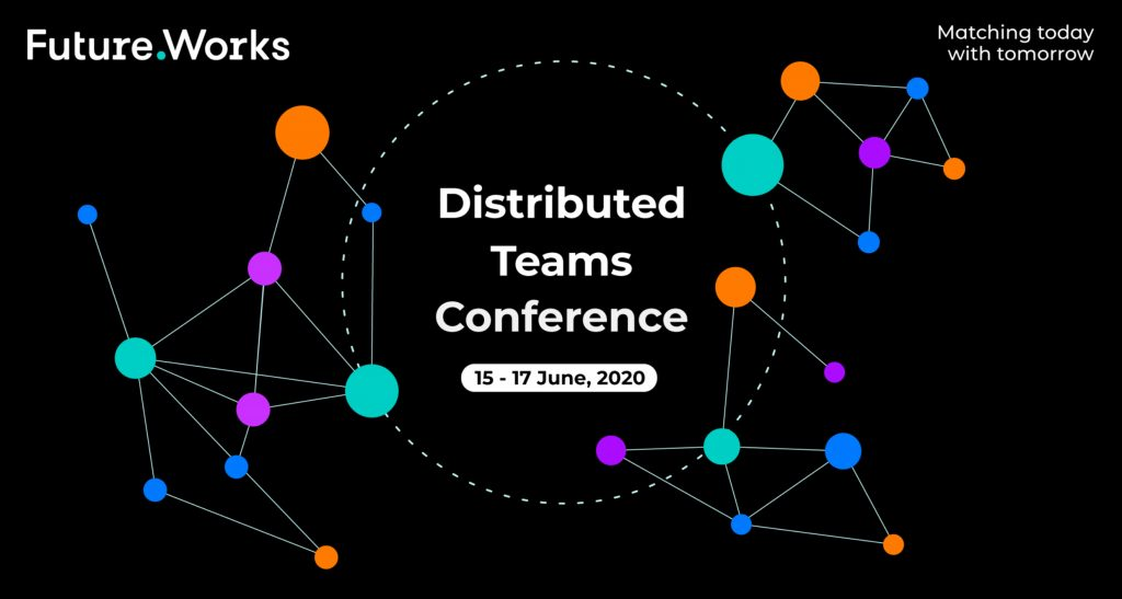 Future.Works will be holding a free online conference about distributed teams from June 15 to 17. (Photo credit: Future.Works)