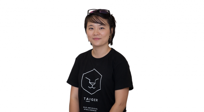 Elena Jin, TAIGER's marketing manager for Latin America and Europe (Photo credit: TAIGER)