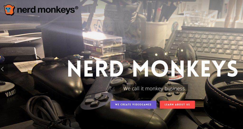 Nerd Monkeys is a Lisbon-based game design studio. (Photo credit: Nerd Monkeys)