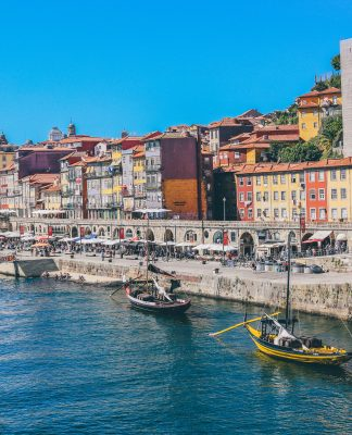 Porto, Portugal (Photo by Nick Karvounis on Unsplash)