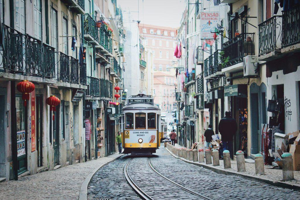 Rossio, Lisbon, Portugal (Photo by Vita Marija Murenaite on Unsplash)